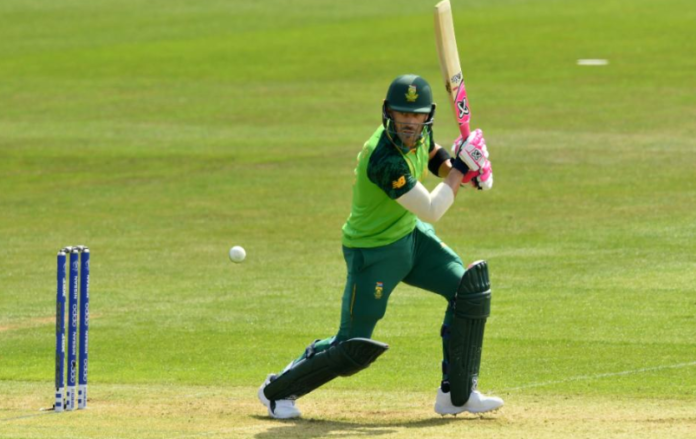 Faf Du Plessis and Phehlukwayo guide South Africa to Win