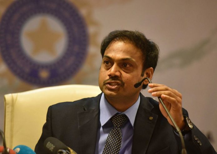 MSK Prasad Says he has no regrets over leaving the post