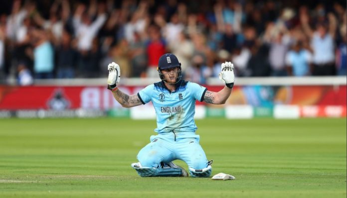 Ben Stokes - Player Of The Year 2019