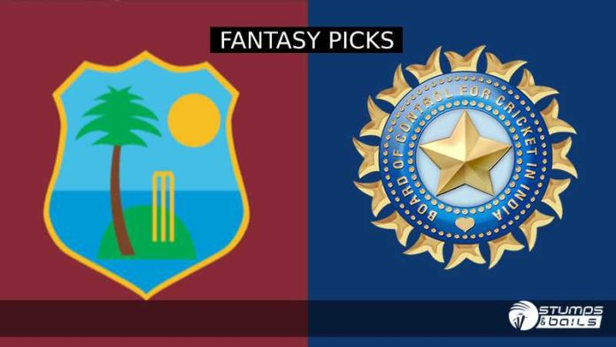 India vs West Indies, Test, India Tour Of West Indies 2019 – Playing XI, Pitch Report & Fantasy Picks | Dream11 Fantasy Cricket Tips | IND VS WI