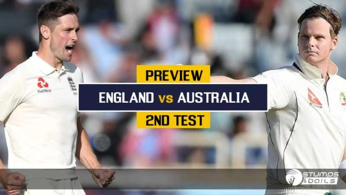 Ashes 2019: 2nd Test Preview - England Hope For A Revival As Australia Look To Power Through