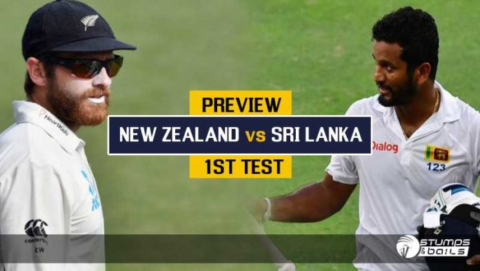 New Zealand tour of Sri Lanka: 1st Test Preview - A tough series for the Kiwis
