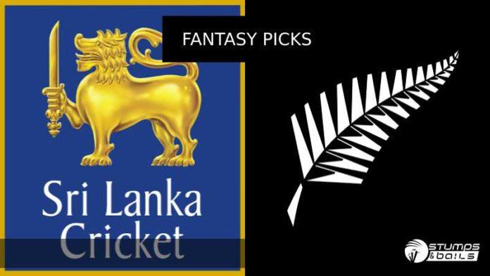 New Zealand Vs Sri Lanka, Test, New Zeland Tour Of Sri Lanka 2019 – Playing XI, Pitch Report & Fantasy Picks | Dream11 Fantasy Cricket Tips | NZ VS SL