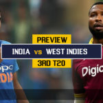 3rd T20 Match Preview - India Look For A Clean Sweep As The Action Shifts To Caribbean