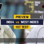 1st Test Match Preview - India Begin The Test Championship With A Tough West Indies Challenge