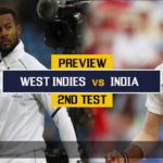 2nd Test: Match Preview - India Look To Seal The Series As West Indies Hope For A Fightback