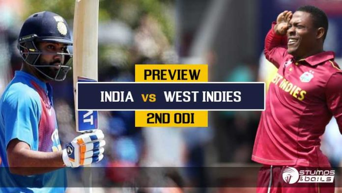 India Tour Of West Indies - Both Teams Battle To Gain The Upper Hand