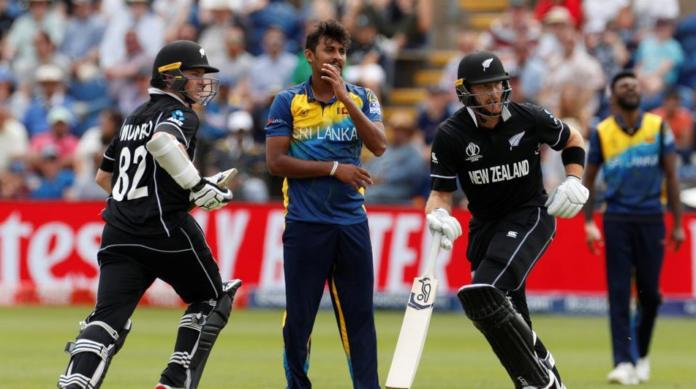 New Zealand Vs Sri Lanka - New Zealand's Eyes On No.1 Rank In New Zealand's Tour Of Sri Lanka