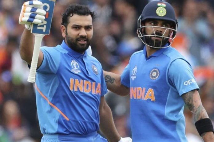 Rohit Sharma's Tweet Adds Up To The Rumour Of Rift