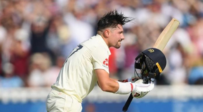 Ashes 2019 - Rory Burns Becomes The 2nd English Batsman To Bat On All 5 Days Of An Ashes Test