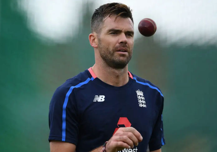 Ashes 2019 - James Anderson Out Of Second Ashes Test