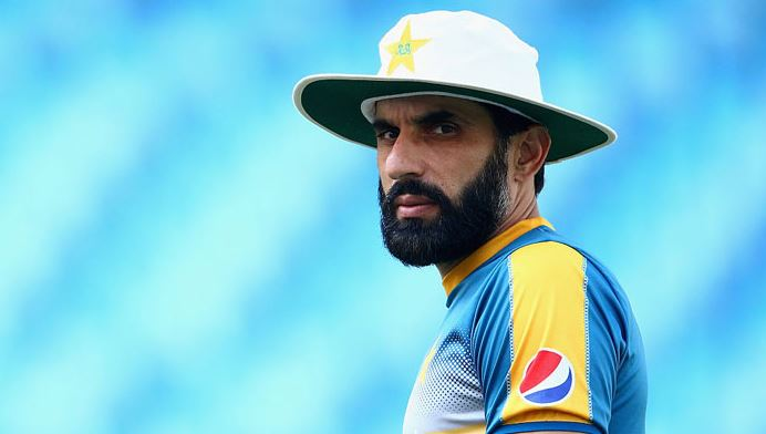 Misbah Questioned For The Fall Of T20I No.1 Team After Sri Lanka's 3-0 Rout