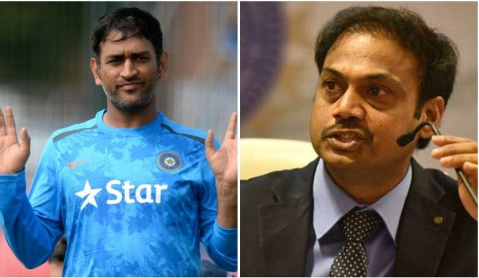 MSK Prasad Reveals Why The Veteran Keeper Was Left Out Of India's T20I Squad