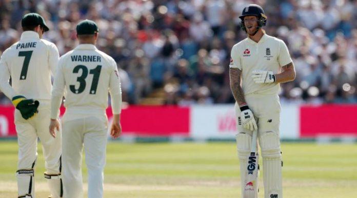 Off-Field War Between England and Australian Cricketers
