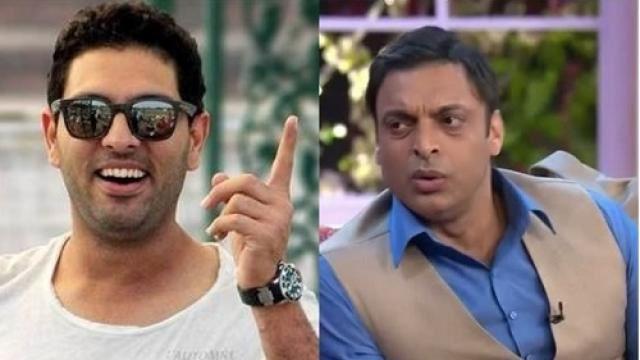 Yuvraj Singh Badly Trolls Shoaib Akhtar For His Tweet On Jofra Archer