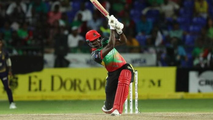 CPL 2019 - Carlos Brathwaite Smashed The Super Over And Grabbed Their Win Of TRK's