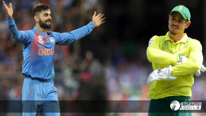 India vs South Africa 1st Test – Live Cricket Score | IND vs SA | South Africa Tour Of India 2019 | Fantasy Cricket Tips