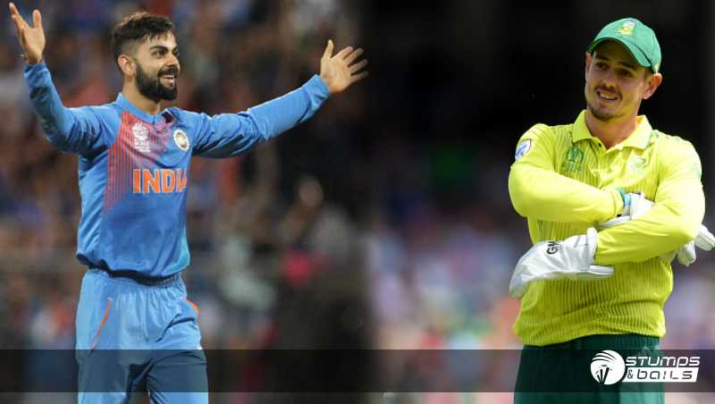 India Vs South Africa 3rd Test Live Cricket Score Ind Vs