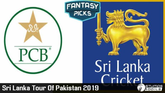 Fantasy Picks For Pakistan vs Sri Lanka | Sri Lanka Tour of Pakistan 2019 | PAK vs SL | Playing XI, Pitch Report & Fantasy Picks | Dream11 Fantasy Cricket Tips