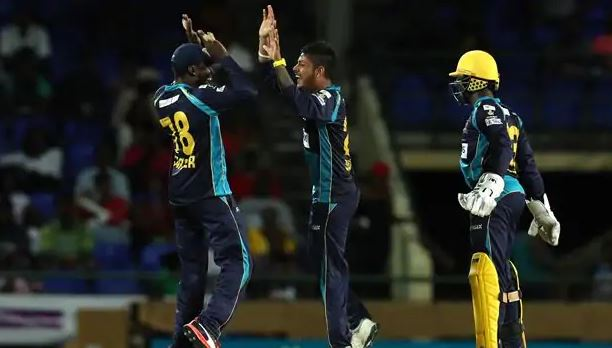 CPL 2019 - Barbados Tridents Fab Bowling Display Seals A 18 Run Victory Over St Kitts
