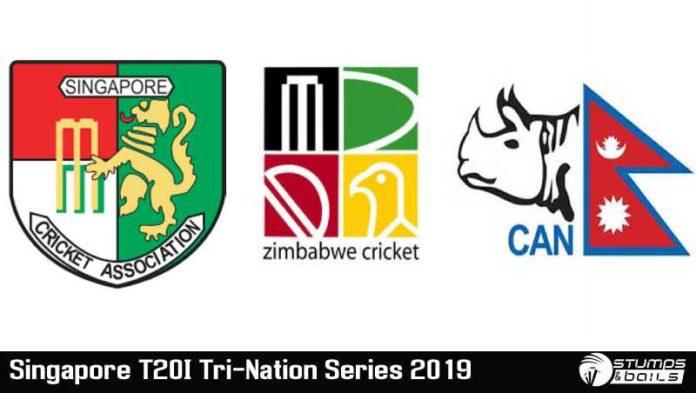 Singapore T20 Tri-Nation Series