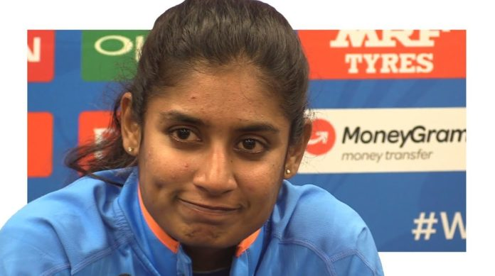 Mithali Raj Makes A Move From Her T20 Career