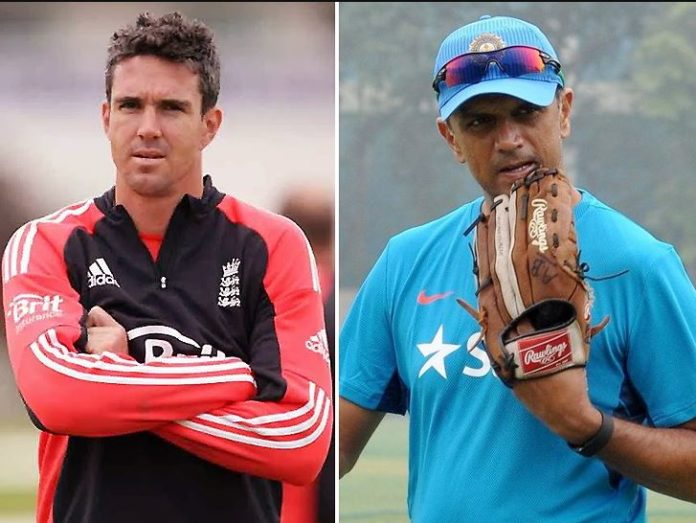 Kevin Pietersen Shares Rahul Dravid's Letter On