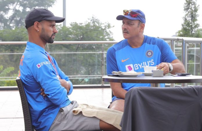 Twitterati Badly Trolled Out Ravi Shastri On His Cup Of Coffee