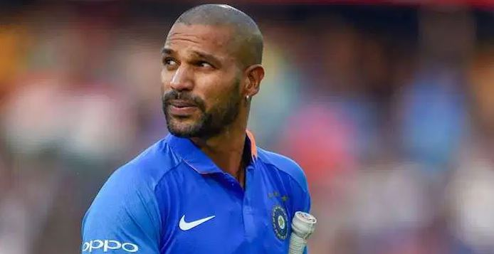 Playing For India A Good Practice For Me Before South Africa Series - Shikar Dhawan