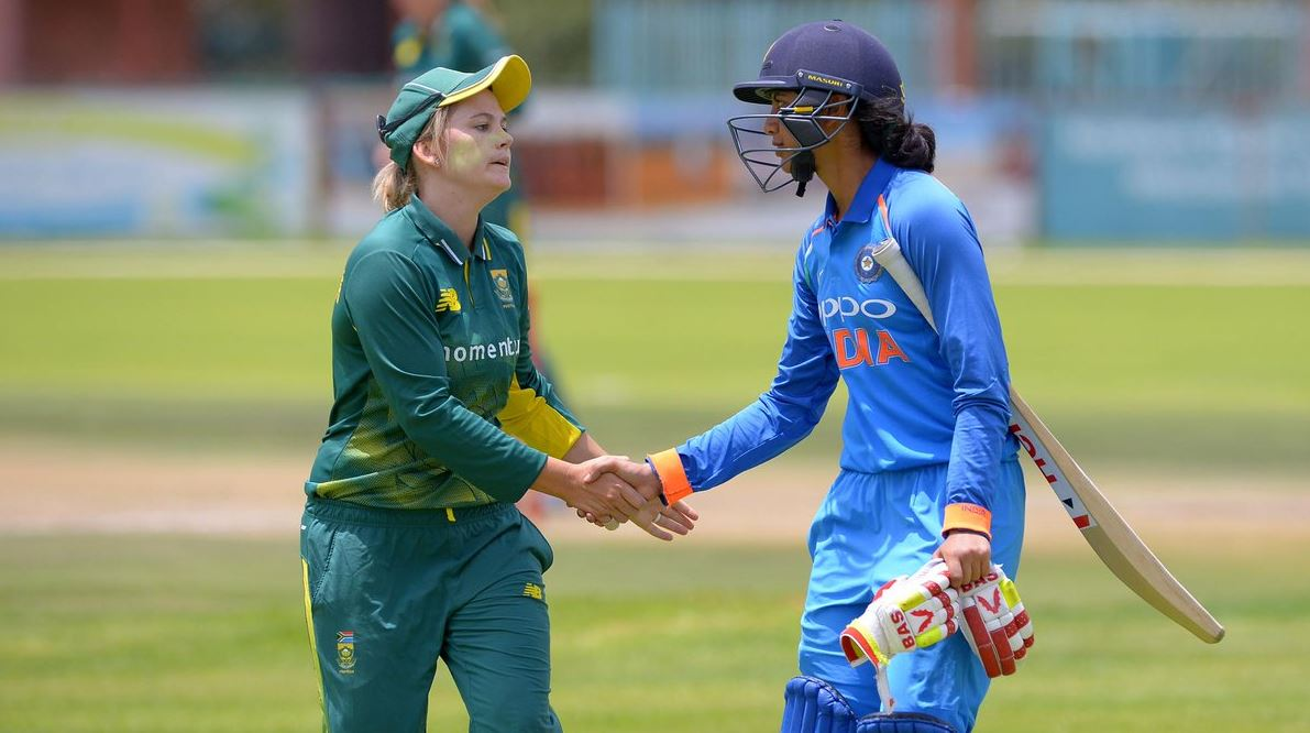 India Women Vs South Africa Women 6th T20 Live Cricket Score