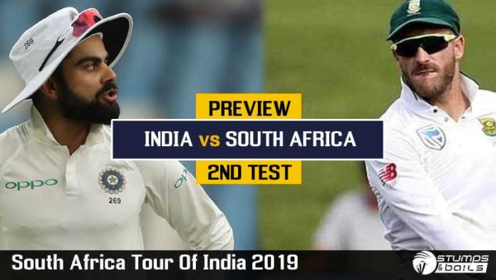 INDvSA 2nd Test Preview - India Look To Seal The Series As South Africa Look To Bounce Back