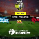 Match Prediction For Adelaide Strikers Women vs Melbourne Renegades Women 2nd T20 | Womens Big Bash League 2019 | WBBL 2019 | ADSW vs MLRW