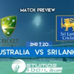 Aus vs SL 2nd T20I Preview – Sri Lanka Might Find The Going Tough At The Gabba