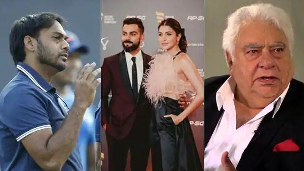 """We Had a Cricketer Running The Board, I Saw Selectors Serving Tea For Anushka Sharma''- Farokh Engineer"