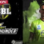 BBL 2019 - Alex Hales Joins Sydney Thunders Camp