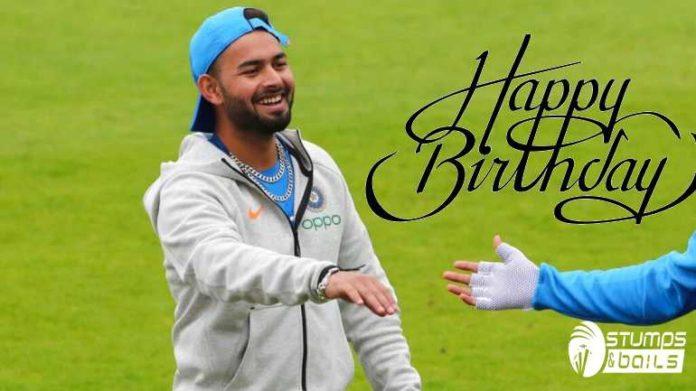 Rise Of A Star – Happy Birthday Rishabh Pant