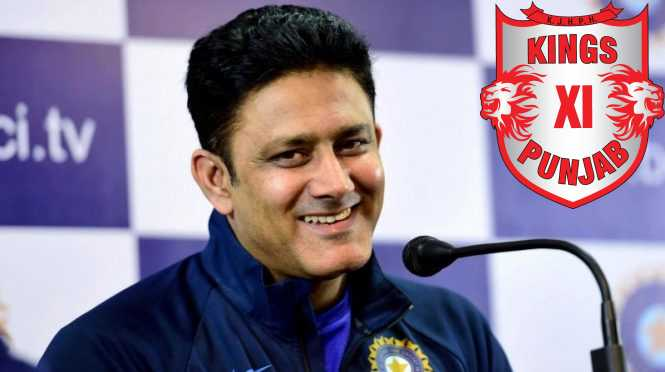 Image result for anil kumble ipl coach
