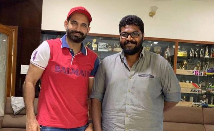 Irfan Pathan All Set To Debut In A Tamil Film - Pathan's Vanakkam To Kollywood