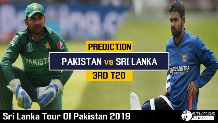 Match Prediction For Pakistan Vs Sri Lanka 3rd T20 | Sri Lanka Tour Of Pakistan 2019 | PAK Vs SL