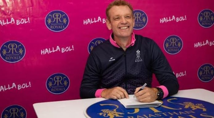 IPL 2020 - Andrew McDonald Appointed As Rajasthan Royals Head Coach
