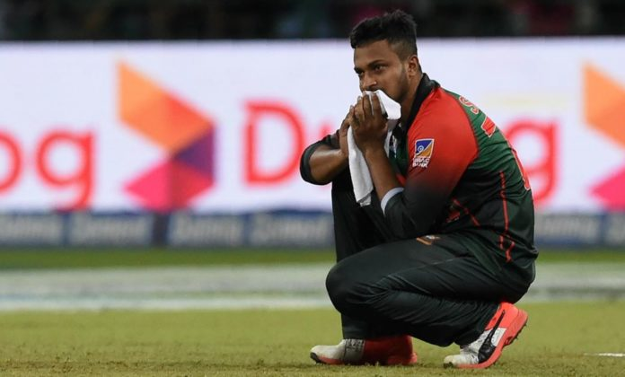Bangladesh Cricket Board Set To Take Legal Action On Skipper Shakib Al Hasan