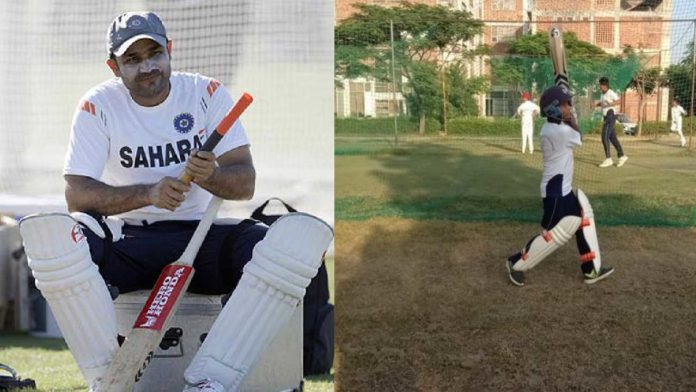 Twitter Lauds Virender Sehwag For Training Children Of Pulwama Martyrs At His Camp
