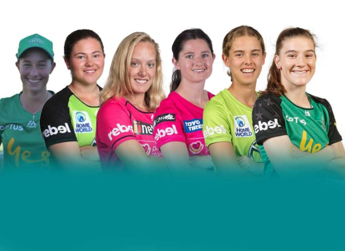 The Best Teenage Talent To Emerge From Australia In The WBBL