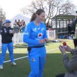 WBBL 2019 - Adelaide Strikers Player Gets Lovely Proposal From Her Boyfriend On Field After Big Bash League Game