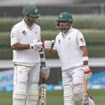 Azam, Rizwan help Pakistan in its fightback
