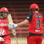 Renegades Manage To Keep Their WBBL 2019 Finals Hopes Alive
