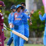 Indian Women's Cricket Team  Wins By 61 runs; Beats West- Indies Women 5-0 In T20I Series