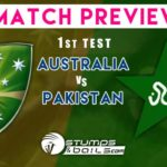 Aus Vs Pak 1st Test Preview - Mighty Aussies To Take On New Pakistan Bunch