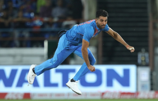 Chahar strikes back again; takes three wicket in last over in Syed Mushtaq Ali Trophy