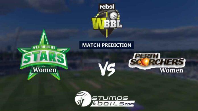 Match Prediction For Melbourne Stars Women vs Perth Scorchers Women 39th T20 | Women Big Bash League 2019 | WBBL 2019 | MLSW vs PRSW